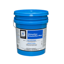 Spartan 008405 Shineline Emulsifier Plus Heavy Duty Wax Stripper Dilution 1:5 5 Gallons Per Pail