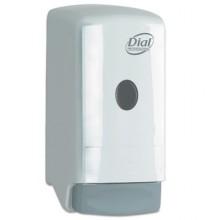 Dial 03226 White Soap Dispenser For Bag-N-Box Soap Per Each