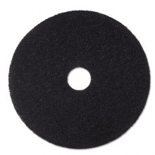 MMM 08382 3M 20 Inch Black Stripping Floor Pads 5 Per Case