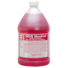 Spartan 120404 Super HDQ Neutral Disinfectant HIV 1:256 4 Gallons Per Case
