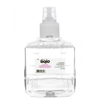 GOJO 191102CT LTX-12 Clear & Mild Foam Handwash (2776 Uses) 2/1200ML Per Case