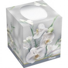 KCC 21269 Boutique Kleenex Facial Tissue 36 Boxes / 100 Sheets Per Case
