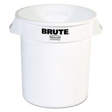 RCP 2610WHI  Brute Container White 10 Gallon