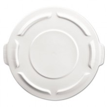 RCP 2619WHI Lid For 20 Gallon Brute Container White