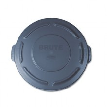 RCP 261960GRA Gray Lid For 20 Gallon Brute Container Per Each