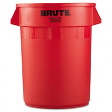 RCP 2632RED Red Brute Container 32 Gallon Per Each