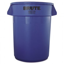 RCP 263273BE Brute Container BLUE 32 Gallon Per Each
