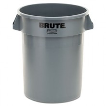 RCP263200GY  Brute Container Gray 32 Gallon Per Each.