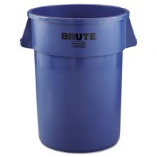 RCP 264307BLUEA Brute 44 Gallon Waste Container BLUE