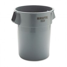 RCP 265500GY Gray Brute Container 55 Gallon