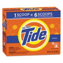 PGC 27782CT Tide Powder Laundry Soap 15-20 oz Boxes Per Case