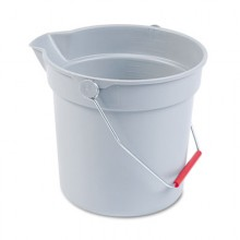 RCP 296300GY Brute Gray 10 Quart Bucket Per Each
