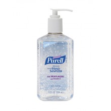 GOJO 365912CT Purell Instant Hand Sanitizer 12/12oz Pump Bottles Per Case