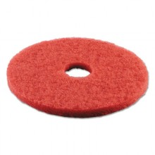 BWK 4020RED 20 Inch Red Buffing Floor Pads 5 Per Case