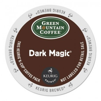 GMT 4061 Keurig K-Cups Green Mountain Dark Magic Coffee 24 Per Box