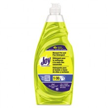 PGC 45114CT Lemon Joy Dish Detergent 8-38oz Bottles Per Case