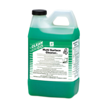 Spartan 4740 Clean On The Go Multipurpose Cleaner (132 Gallons) 4-2 Liters Per Case