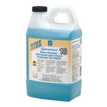 Spartan 483502 Clean On The Go BioRenewables 81% Concentrated Glass Cleaner (132 Gallons) 4-2 Liters P