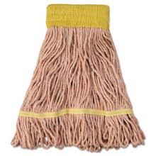 BWK 501OR Small Super Loop Mop Heads Orange Yarn 12/Case