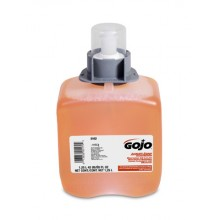 GOJO 516203CT FMX Luxury Foam Antibacterial Handwash (5355 uses) 3/1250ML Per Case
