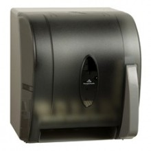 GPC 54338  VISTA Hygienic Push Paddle Roll Towel Dispenser Per Each