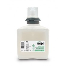 GOJO 566502CT TFX Touch Free Green Seal Certified Foam Hand Cleaner (4000 Uses) 2/1200ML Per Case