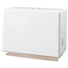 GPC 56701 Single Fold White Steel Towel Dispenser