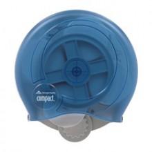 GP 56780 Compact Splash Blue High Capacity Coreless Bathroom Tissue Dispenser (Keyless) Per Each