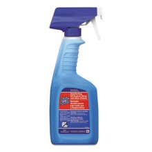 PGC 58775CT Spic and Span RTU All Purpose/Glass Cleaner Disinfectant 8/32 oz Per Case