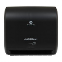 GPC 59488A enMotion Impulse 10 Smoke Touchless Automated Towel Dispenser Per Each