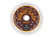 DIE 60224101 Keurig K-Cups Donut Shop Decaf Coffee 22 Per Box