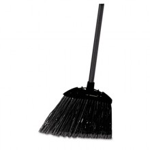 RCP 637400BLA Lobby Dust Pan Broom