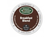 GMT 6520 Keurig K-Cups Green Mountain Breakfast Blend Coffee 24 Per Box