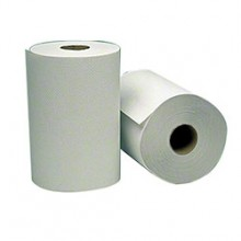 TRK RB351 White Dispenser Roll Towel 2 In Center Core 7 7/8IN x 350FT 12 Rolls Per C