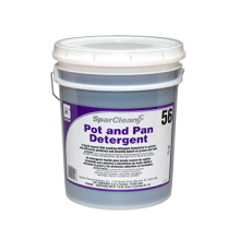 Spartan 765605 SparClean Pot and Pan Detergent 5 Gallons Per Pail