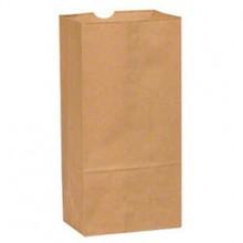 DRO 18410 10lb Brown Bags 500 Bags Per Pack