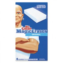 PGC 82027 Mr Clean Magic Eraser 6/4 CT Per Case