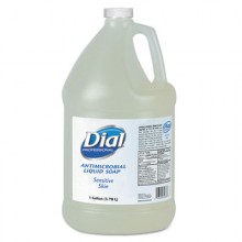 Dial 82838EA Liquid Antimicrobial Soap Sensitive Skin Per Gallon