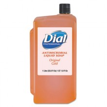 Dial 84019 Antimicrobial Soap 8/1 Liters Per Case