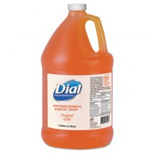 Dial 88047EA Liquid Gold Antimicrobial Soap Per Gallon