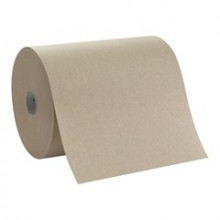 GPC 89480 enMotion EPA Compliant Brown Dispenser Roll Towel 10IN x 800FT 6 Rolls Per Case