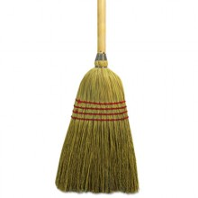 BWK 920YEA  Mixed Fiber Maid Broom 42 Inches Long Per Each