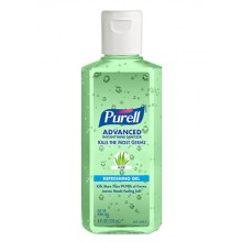 GOJO 9631CT Purell Hand Sanitizer with Aloe 24/4OZ Per Case