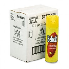 ELB 6196406 Behold Aerosol Furniture Polish 6-16oz Per Case