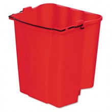 RCP 9C74RED Dirty Water Bucket For Inside Wave Brake Per Each