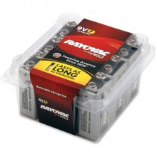 RAY AL9V12PPJ  Ultra Pro 9-VOLT Alkaline Batteries 12 Per Pack