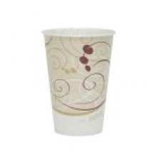 SCC R7NJ Syphony Design 7oz. Flat Bottom Cold Cups 2000 Cup Per Case