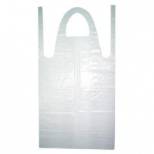 Safety Zone DAP1252846B 28 x 46 Plastic Aprons 100 Per Box