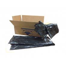 COL CB262X 38x58 .80 Mil Black 55 Gallon 200 Bags Per Case