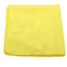 CPI MCLOTH300Y HD Microfiber Cloth General Purpose 16 Inch x 16 Inch Color Yellow 12 Wipes Per Pack